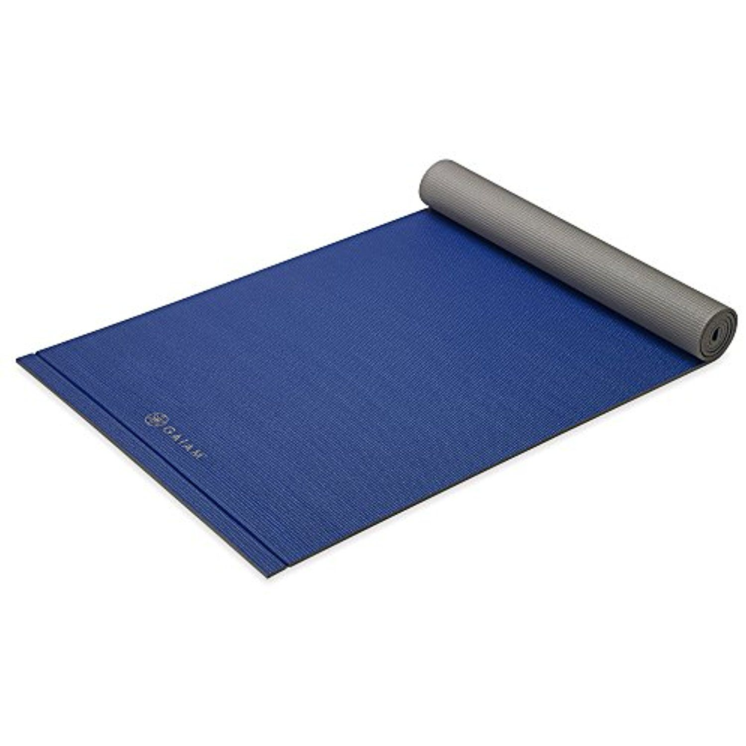Gaiam Easy Roll Premium Yoga Mats Click Image To Review More Details This Is An Affiliate Link Yoga Outdoor Blanket Easy Rolls Gaiam