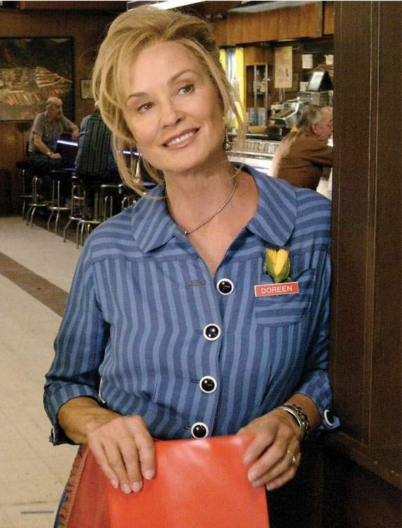Jessica Lange as Doreen in Don't Come Knocking | Jessica