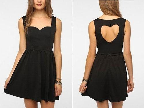 Cute Prom Dress,Black Chiffon Prom Dresses,Short Prom Dress | Cute ...