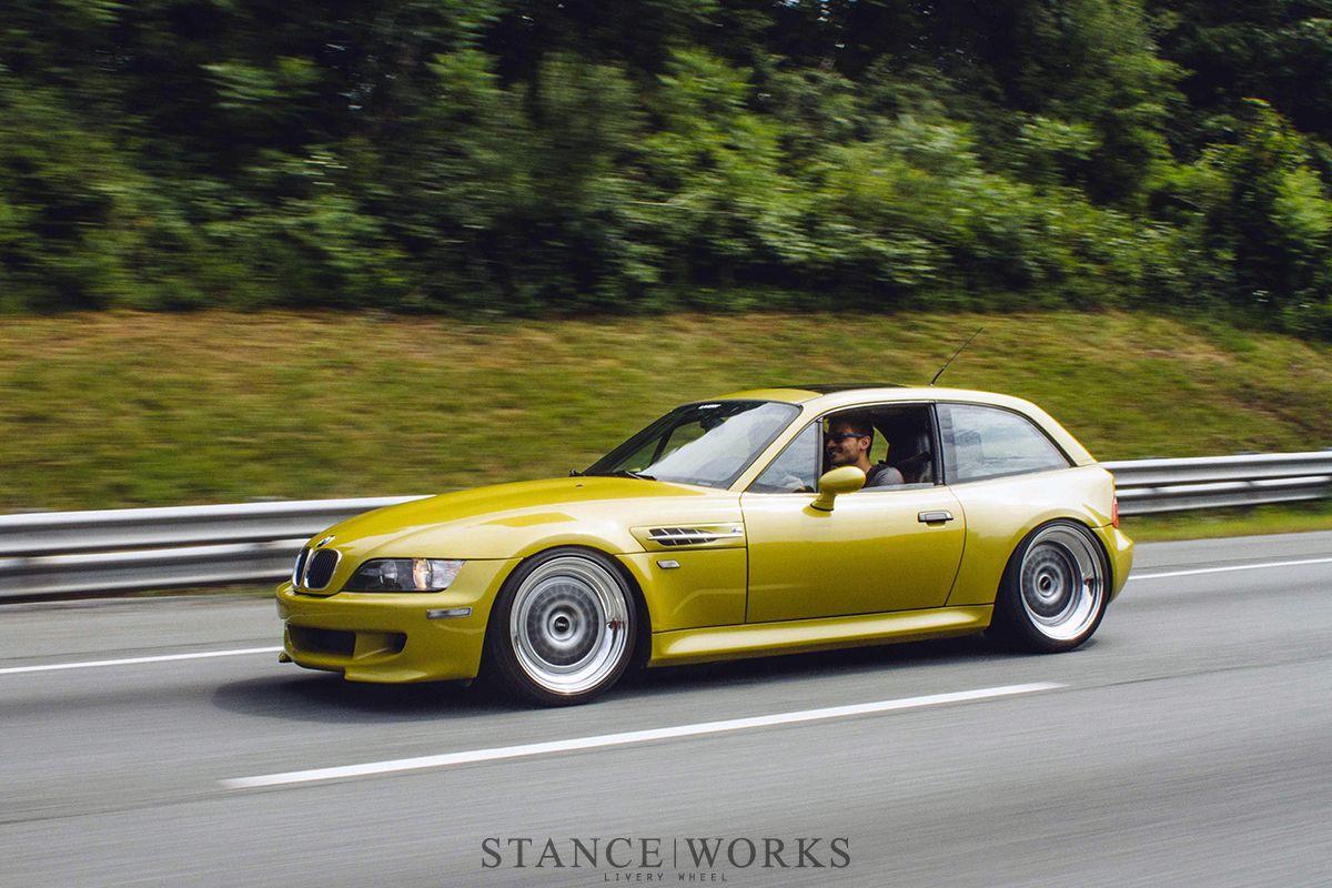 Bmw Z3 M Coupe On Livery Wheels Auto Bmw Z3 Bmw Bmw Cars