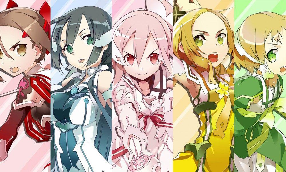 Yuki Yuna is a hero en Netflix en VOSE Anime movil