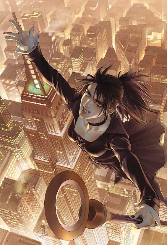 Nico Minoru | #comics #marvel