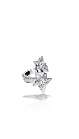 Comete Ring In Platinum And Diamonds Jewelry Online Shopping Sweet Jewelry Fine Jewelry