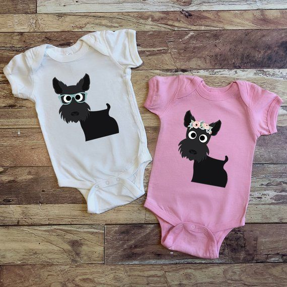Baby Boy Girl Long Sleeve Jumpsuit I Love Chihuahua Dog-1 Baby Clothes