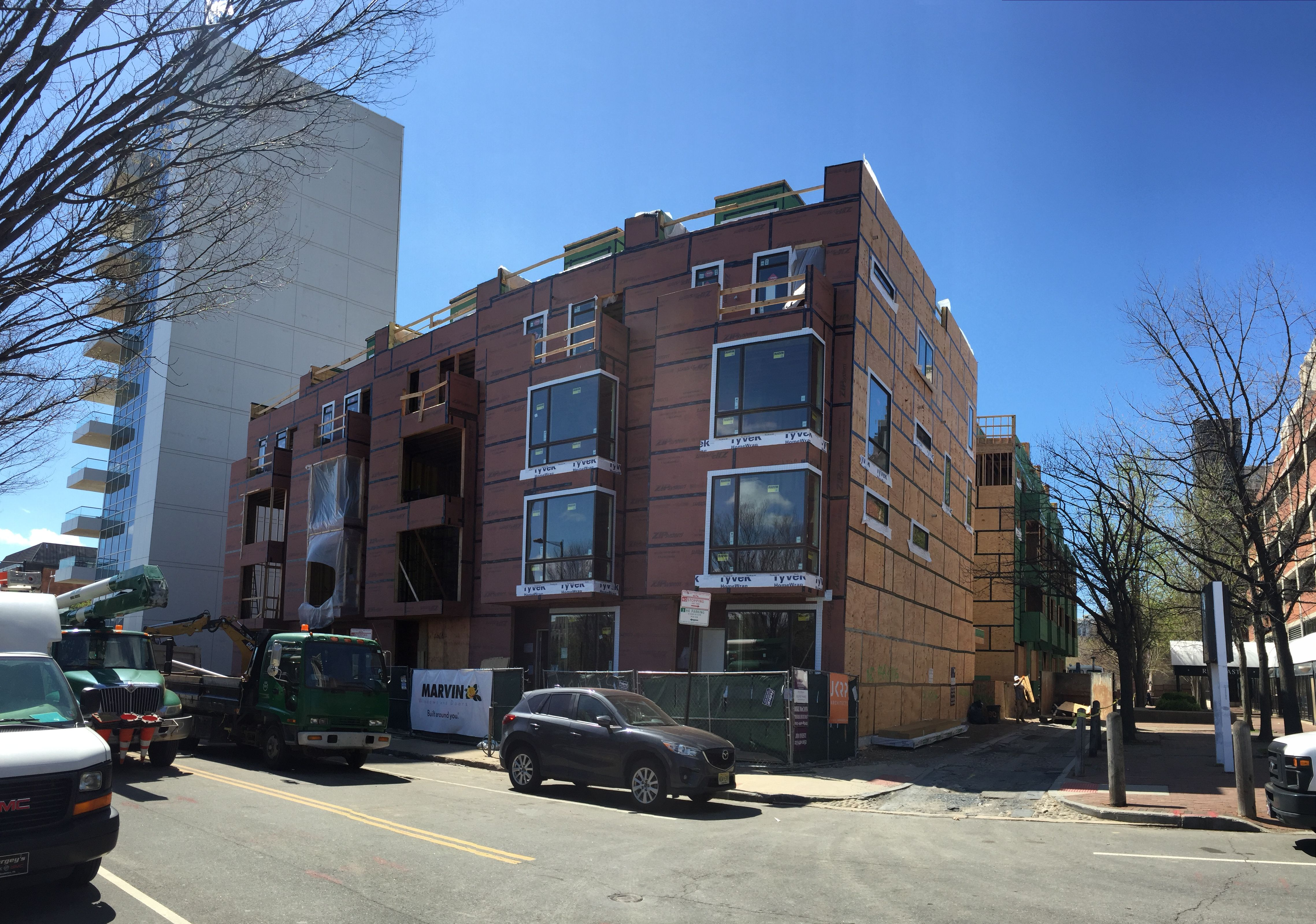 Adiago Townhomes Progress Update Picture Investment