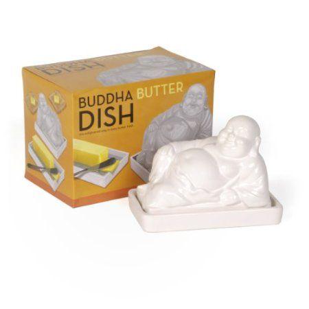 I want a Buddha butterdish!