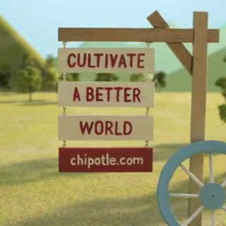"""Chipotle """"Back to the Start"""" tv ad"""