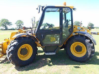 JCB 526 56 Agri Plus Teleporter Farm Forklift For Sale