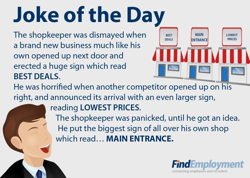employment work joke Work jokes, Jokes, Inspirational