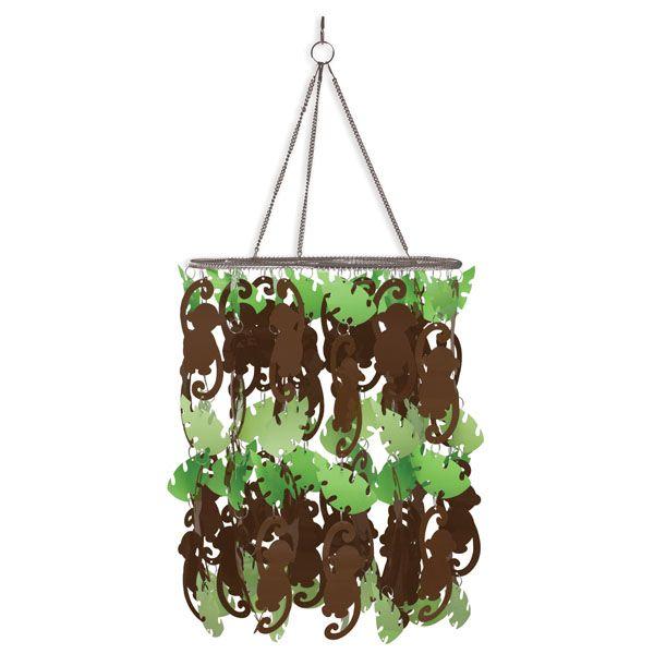Monkey Decorative Chandelier