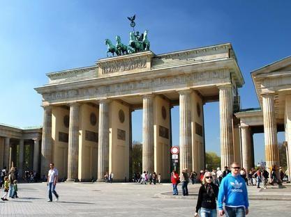 Brandenburger Tor Brandenburg Gate Brandenburg Berlin City