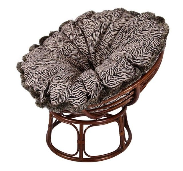 best papasan chairs features luxurious cushion finishes, bold