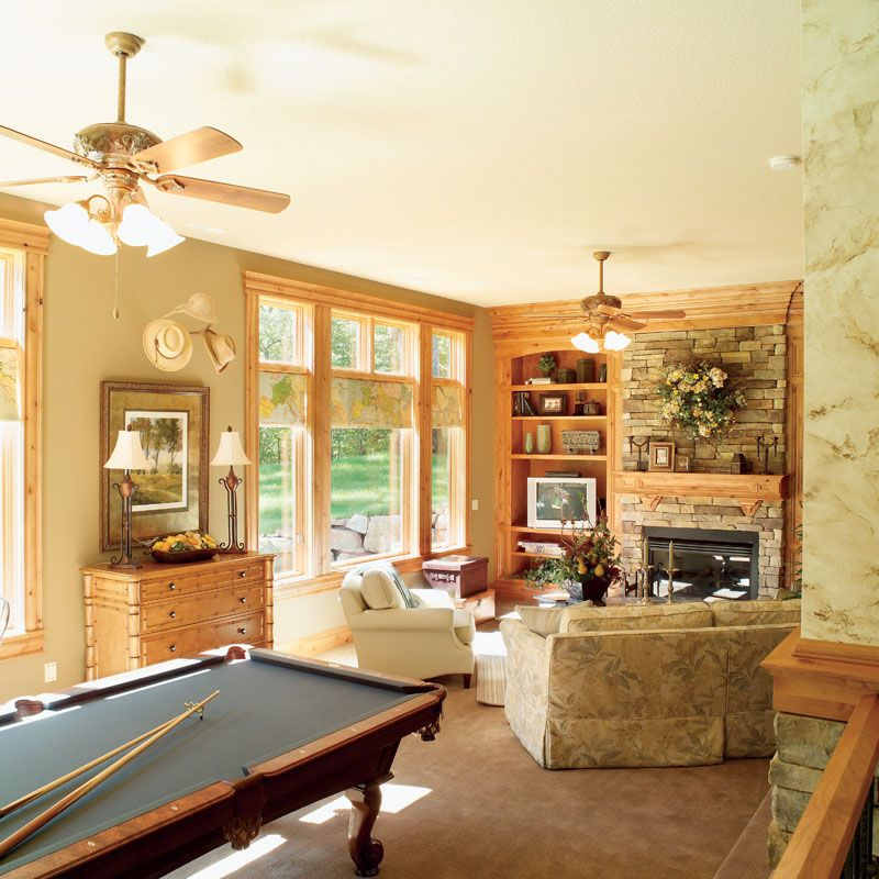 32 Recreation Room Ideas and Designs to Relieve Stress | Room, Room ...