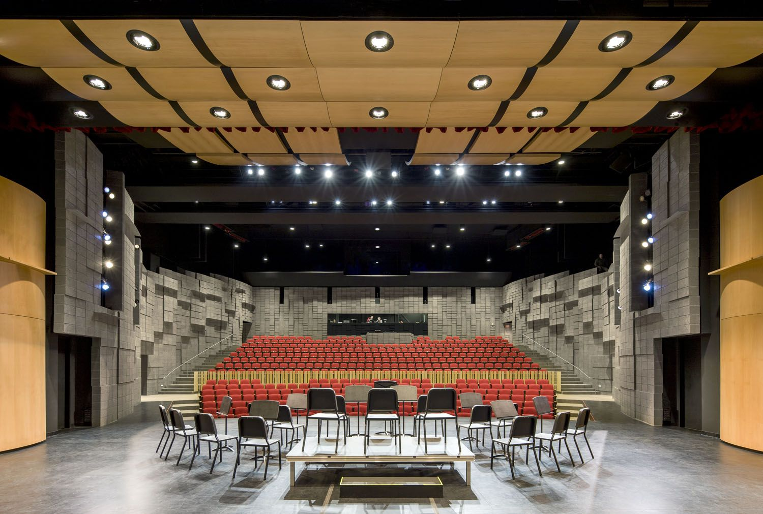Mesa Community College Performing Arts Center Design Is Award