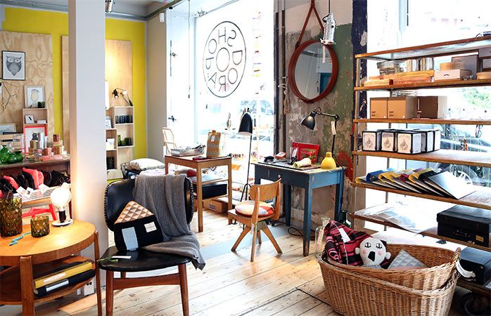 Shopping In Copenhagen Best Danish Design Shops