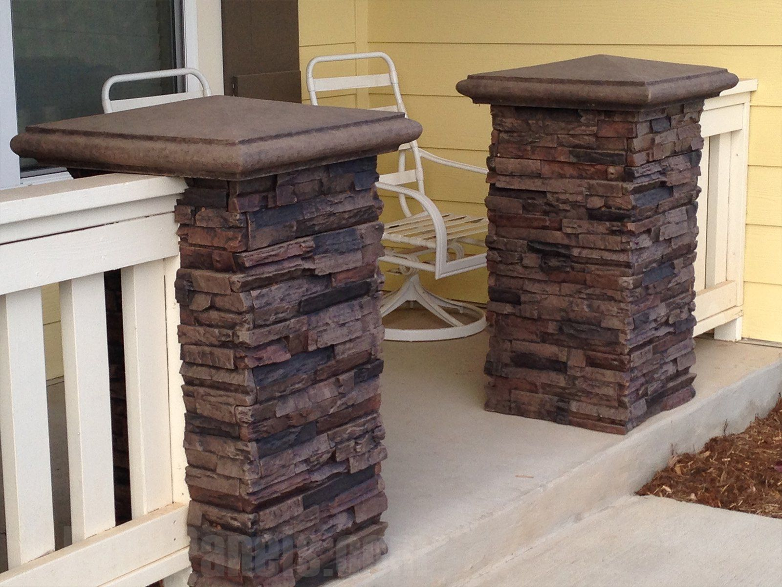 Decorative Column Covers Exterior steel decorative exterior