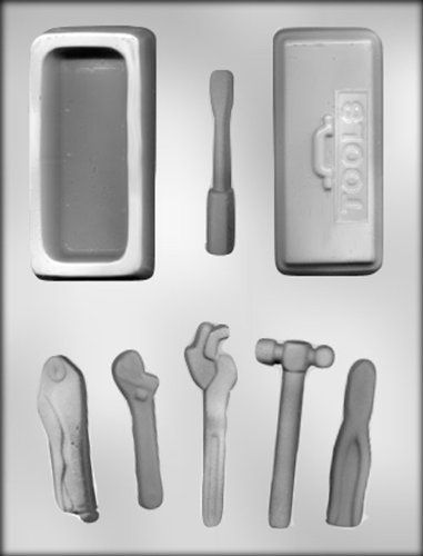 CK Products Tool Assortment Chocolate Mold by CK Products