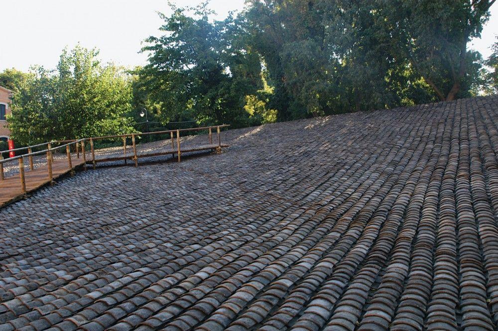 Wang Shu - Venice Biennale 2006