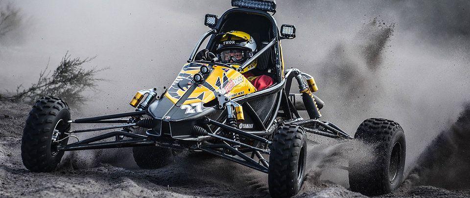 Hyper Racer Fast, Safer, Affordable track and offroad