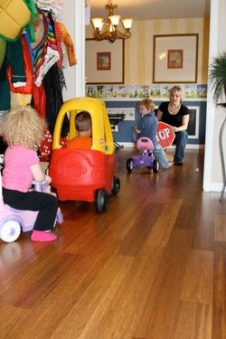 Learn through Play: Street Safety