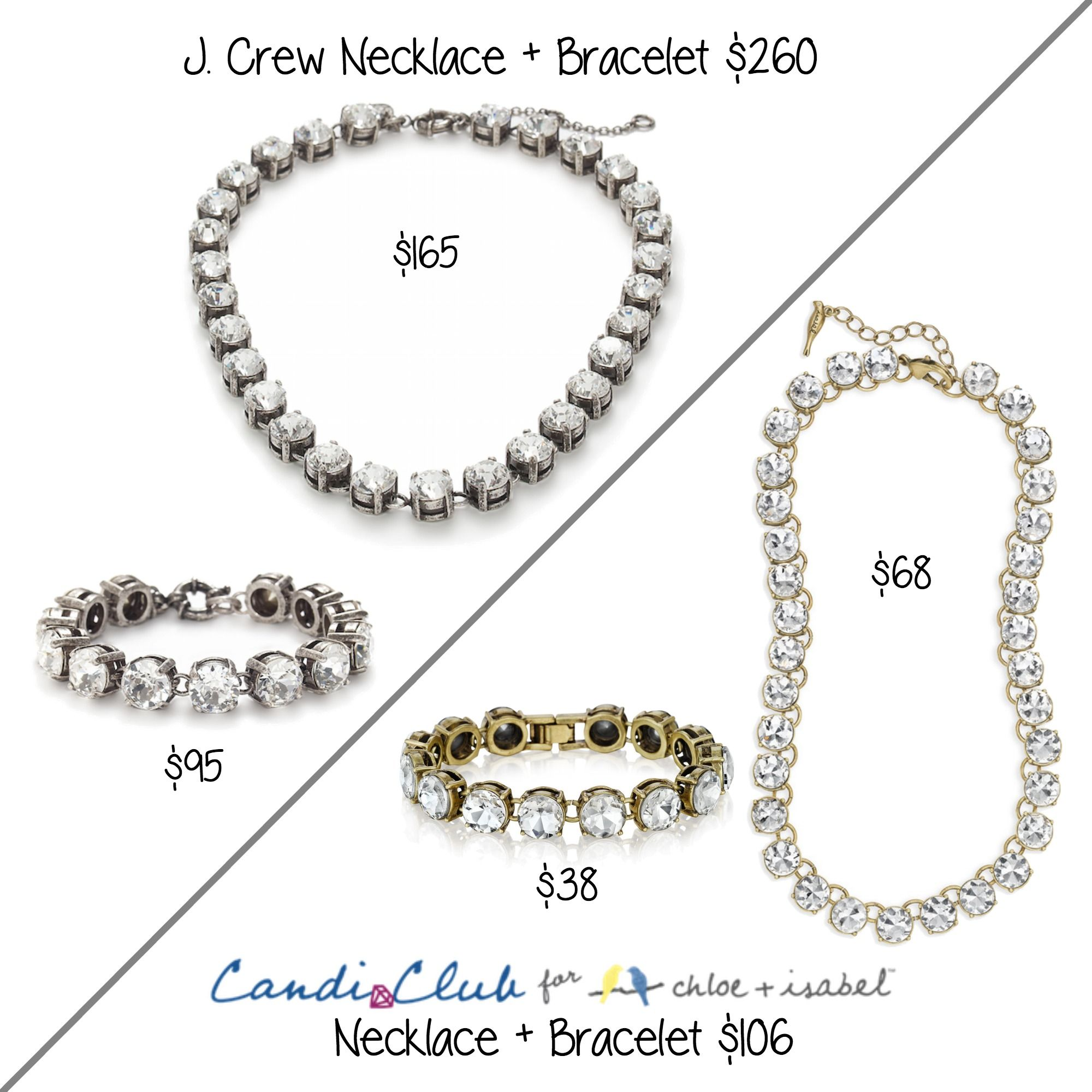 Get this look for less! #fashion #style #jewelry #accessories