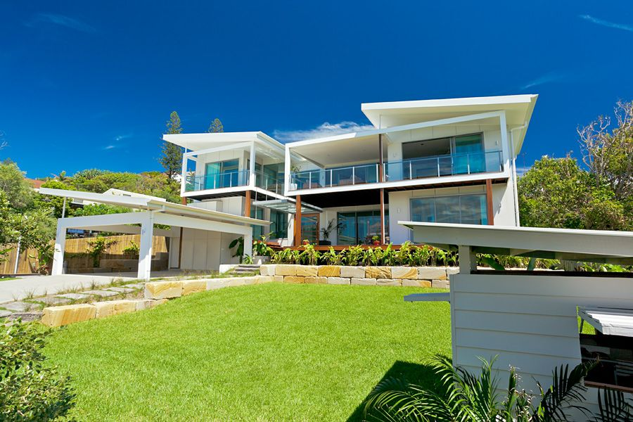 a classic beach house by chris clout design in peregian beach qld australia