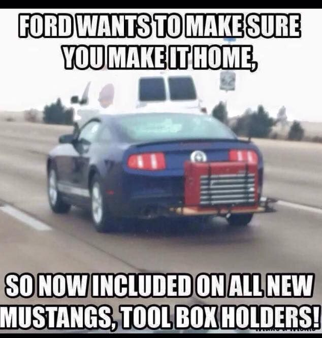 Ford Meme Ford Joke Ford Wants To Make Sure You Make It Home