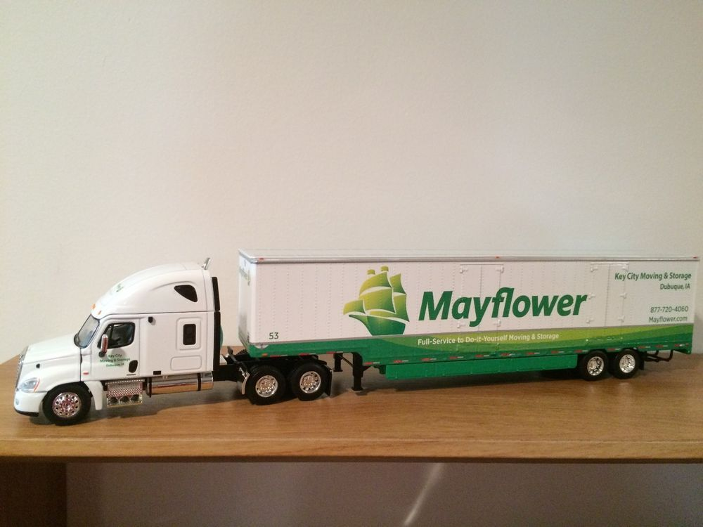 Dcp Mayflower Moving Amp Storage Freightliner Cascadia 33106 1