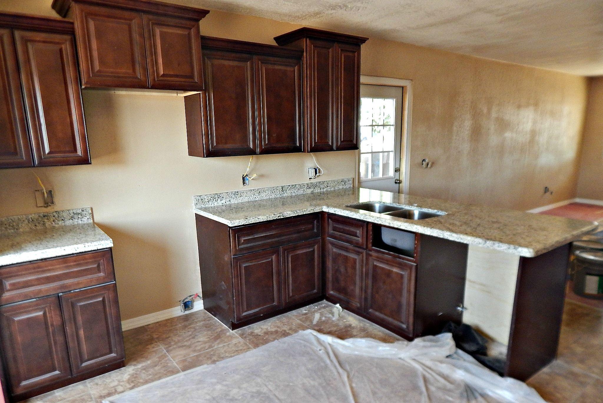 Kuche Renovieren Mit Granit Arbeitsplatten Kuche Renovieren Arbeitsplatte Innenfarbe