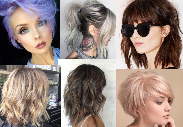 Hairstyles For Thin Hair Short Hair Hair Hair Styles Haircuts