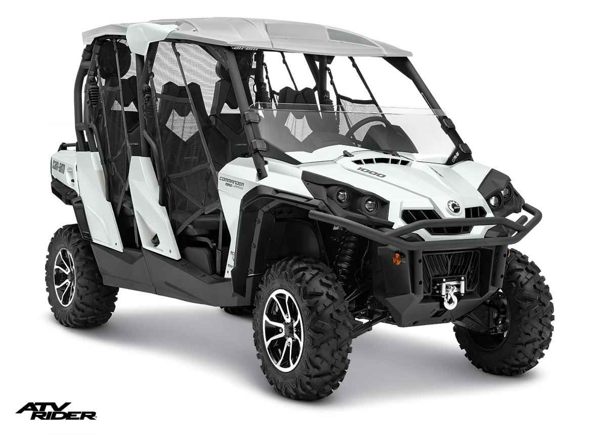 Can am commander 1000 limited 2016 for sale - 2015 Can Am Commander Max 1000 Limited Atv Rider