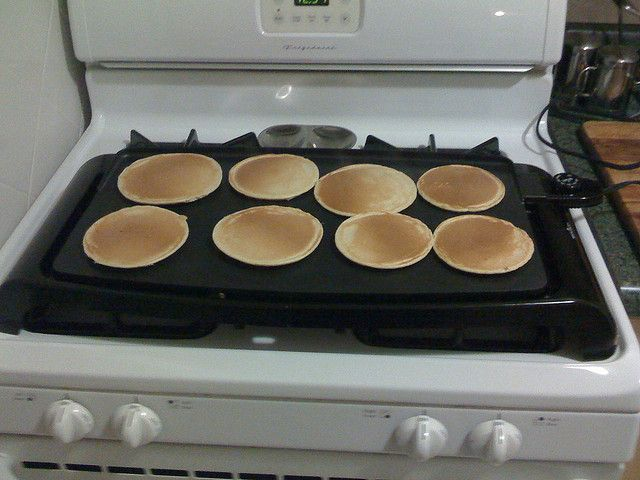 oatmeal pancakes on a sat morning | by stovak