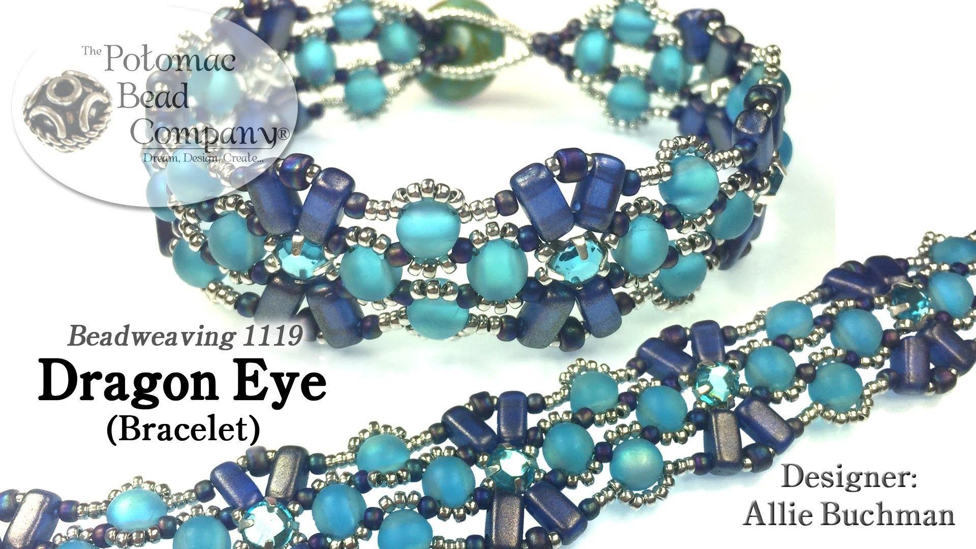 Dragon Eye Bracelet (Tutorial)