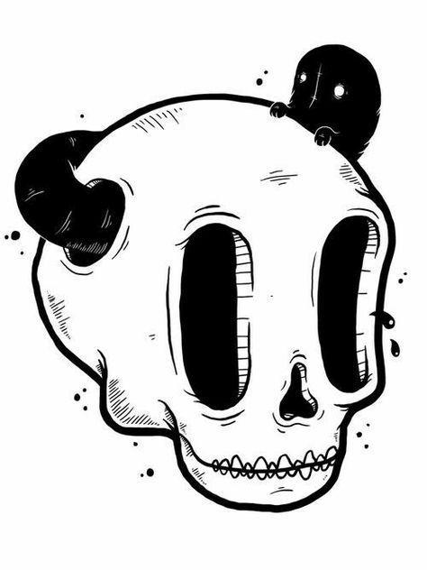 15 Super Ideas For Drawing Skull Tattoo Sketch - Tattoo Life