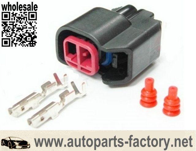 Ev6 Ev14 Uscar Fuel Injector Pigtail Connectors Sr20det Rb30 Gtr Fast Ls2 Ls3 Gm Usb Flash Drive Car Electronics Usb