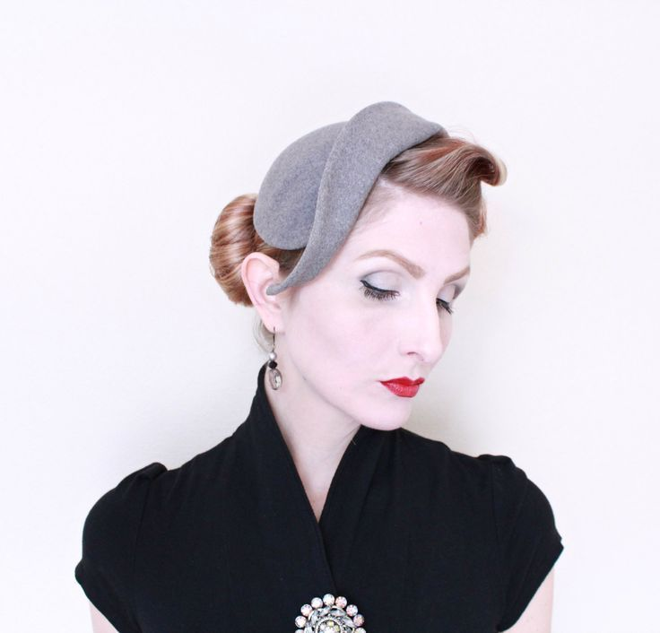 Pin By Jade Mcgarvie On Parisial Straw Hats And Headpieces 1950s Hats Hats Vintage Retro Hats