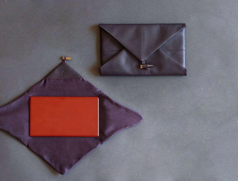 d9ff406ed4cf 土屋鞄製造所 うるし塗りトレー革袱紗セット | bag | 土屋鞄、トレー、塗り