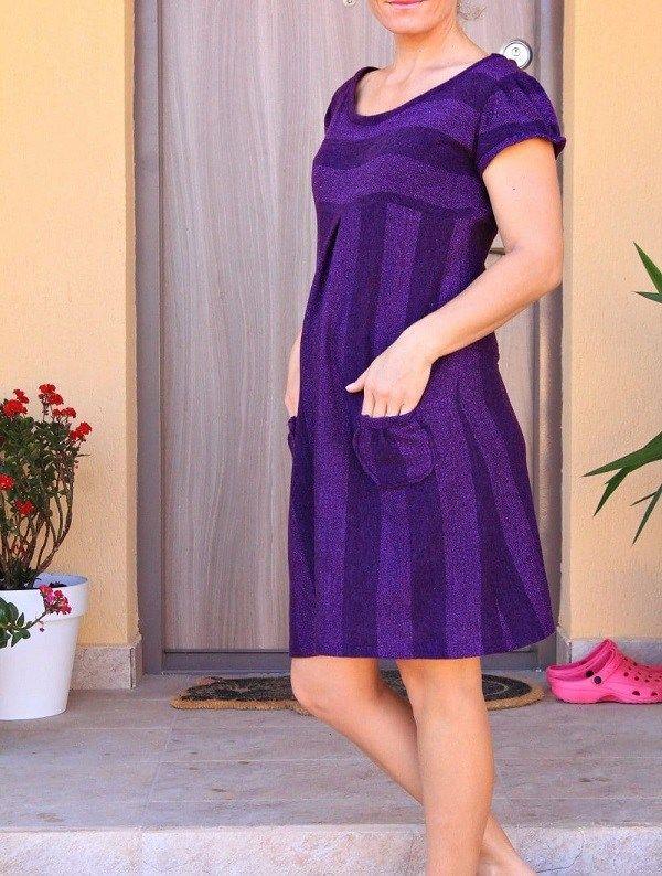 Tutorial And Pattern Perfect Summer Knit Dress Tutorials