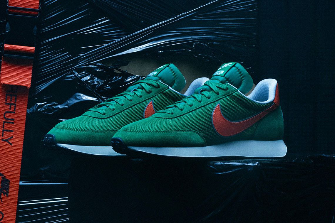 "Stranger Things x Nike Air Tailwind ""Hawkins High School"