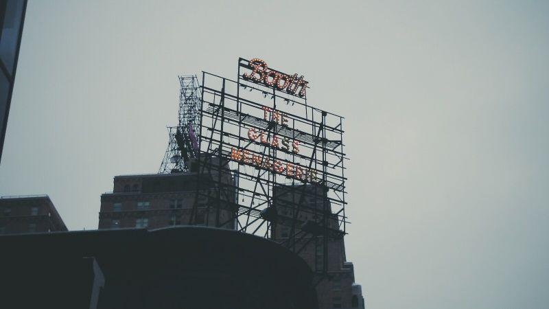 Gray cloud #nyc #vsco #winter