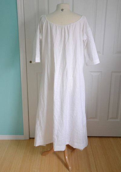 XVIII century chemise