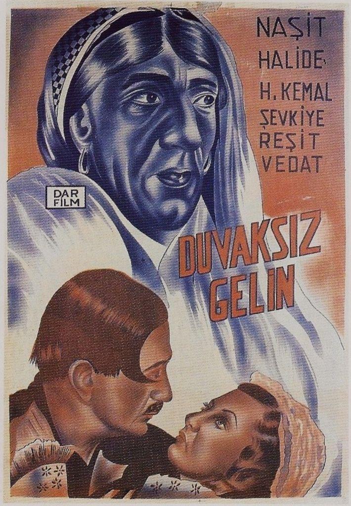1942 Duvaksız Gelin