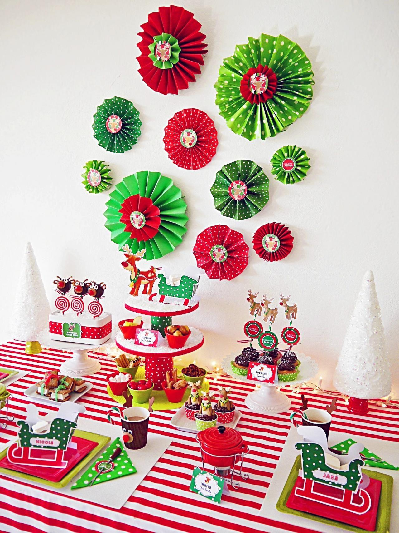 25 Indoor Christmas Decorating Ideas Christmas Recipes Christmas
