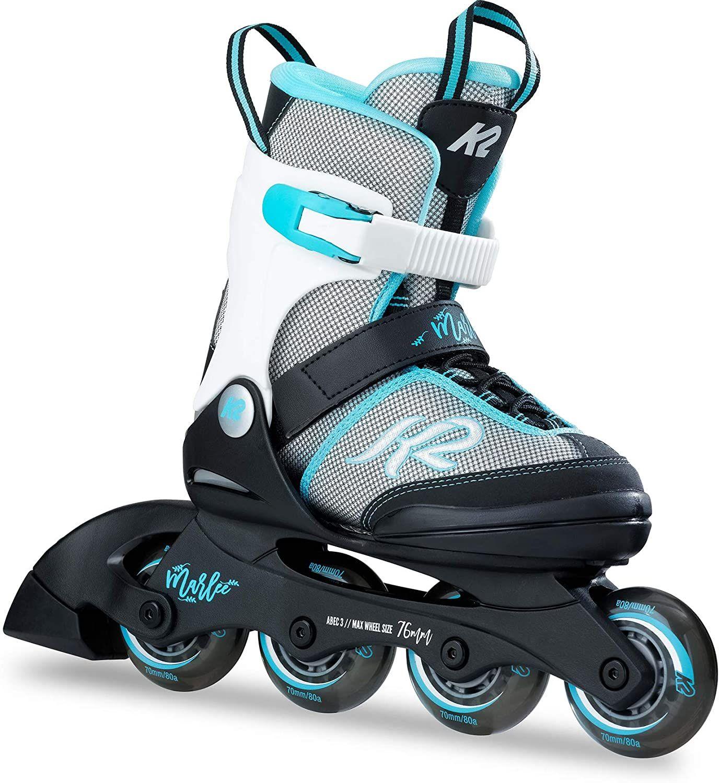 K2 Madchen Marlee Inline Skate Inliner Fur Kinder In 2020 Inline Skaten Rochen Rollerblades Kinder