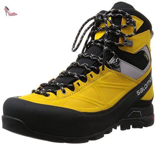 Salomon L37927300, Chaussures de Randonnée Homme, Noir