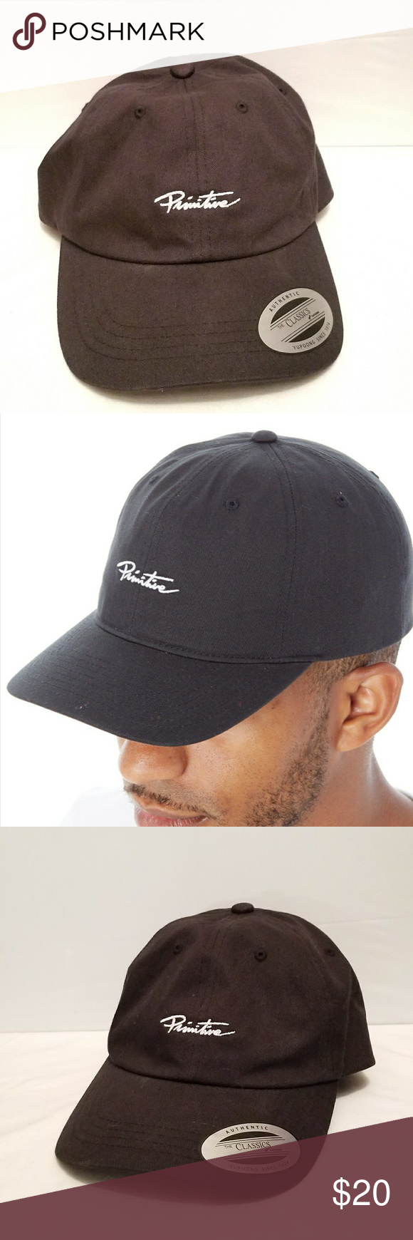 🔖SALE🔖Primitive Dad Hat 6 Panel- Adjustable Unisex Black 100% Cotton 🛒  BUNDLE   SAVE primitive Accessories Hats 99299bab213