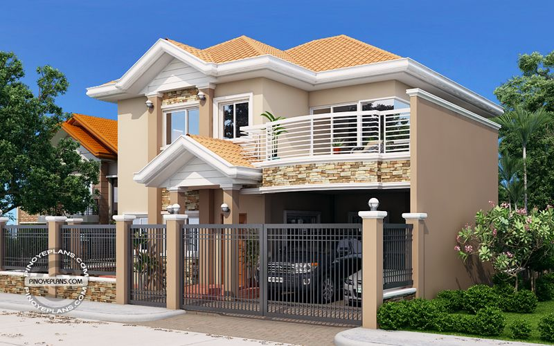 Pin On Two Story House Plans