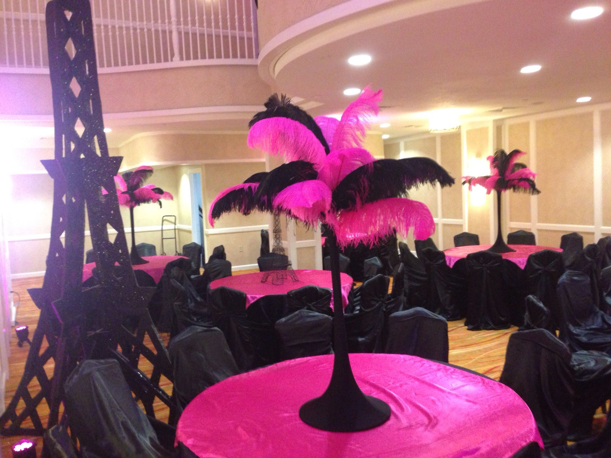 Paris Themed Sweet 16 By Chloe Cook Events Sweet 16 And