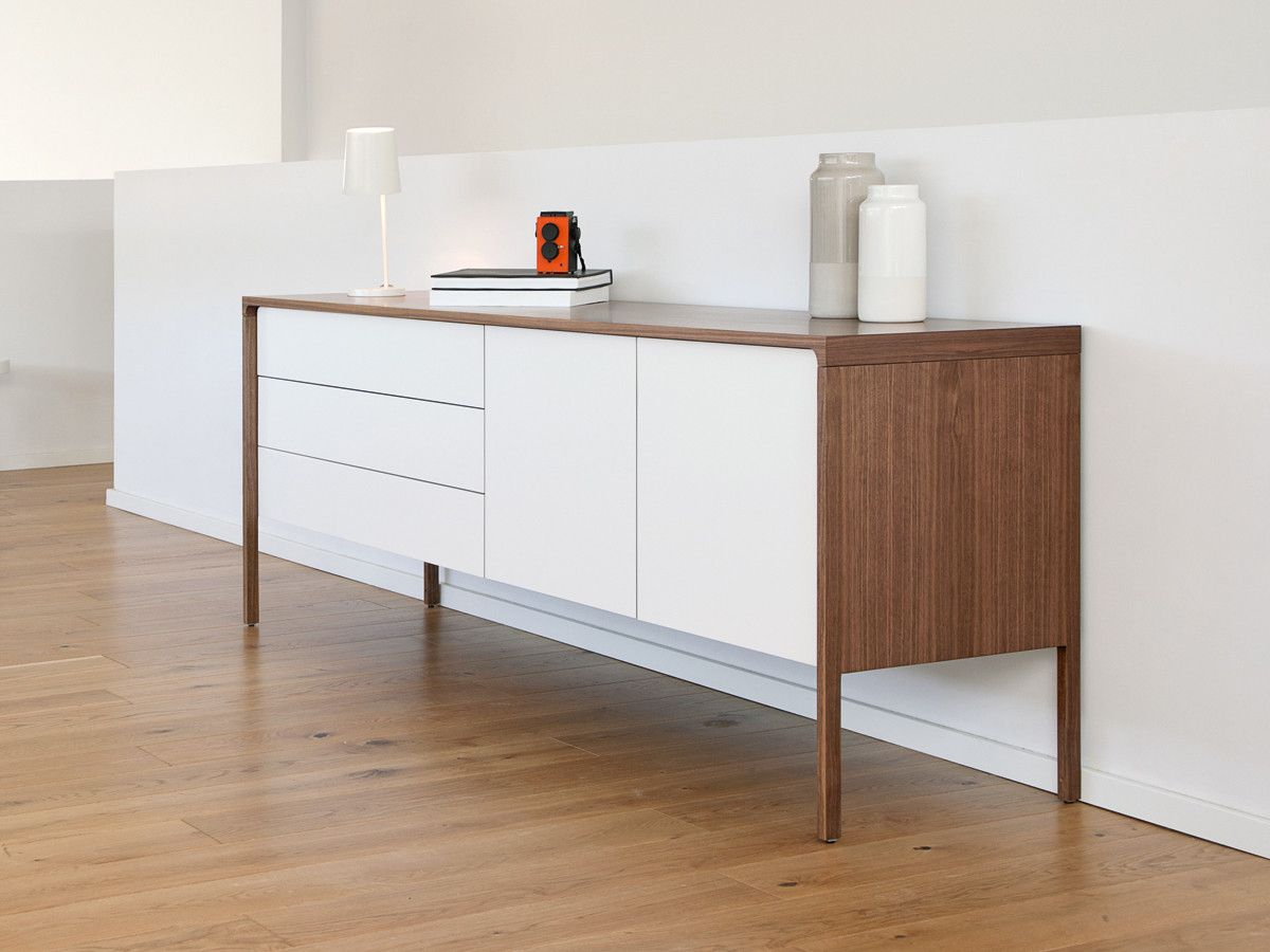 Sideboard wohnzimmer ~ Punt tactile long sideboard nest sitting rooms and tv units
