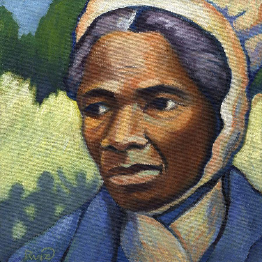 Sojourner Truth by Linda Ruiz-Lozito | Sojourner truth ...